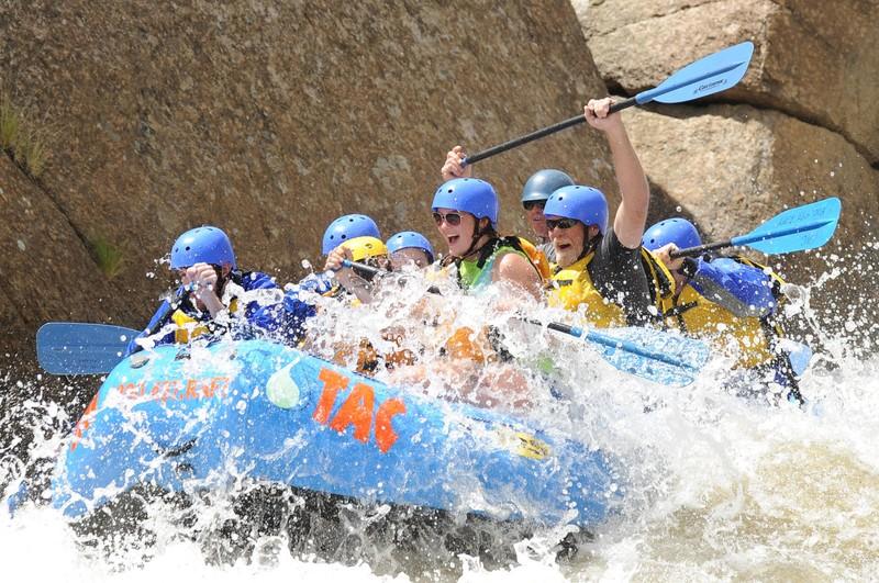 Browns Canyon Express - Rafting Photo 1 of 1