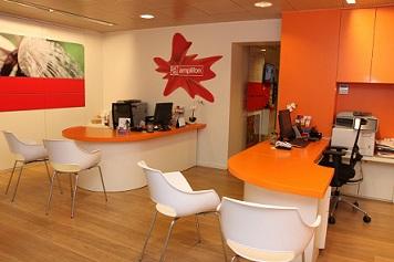 Photo du centre Amplifon de Paris