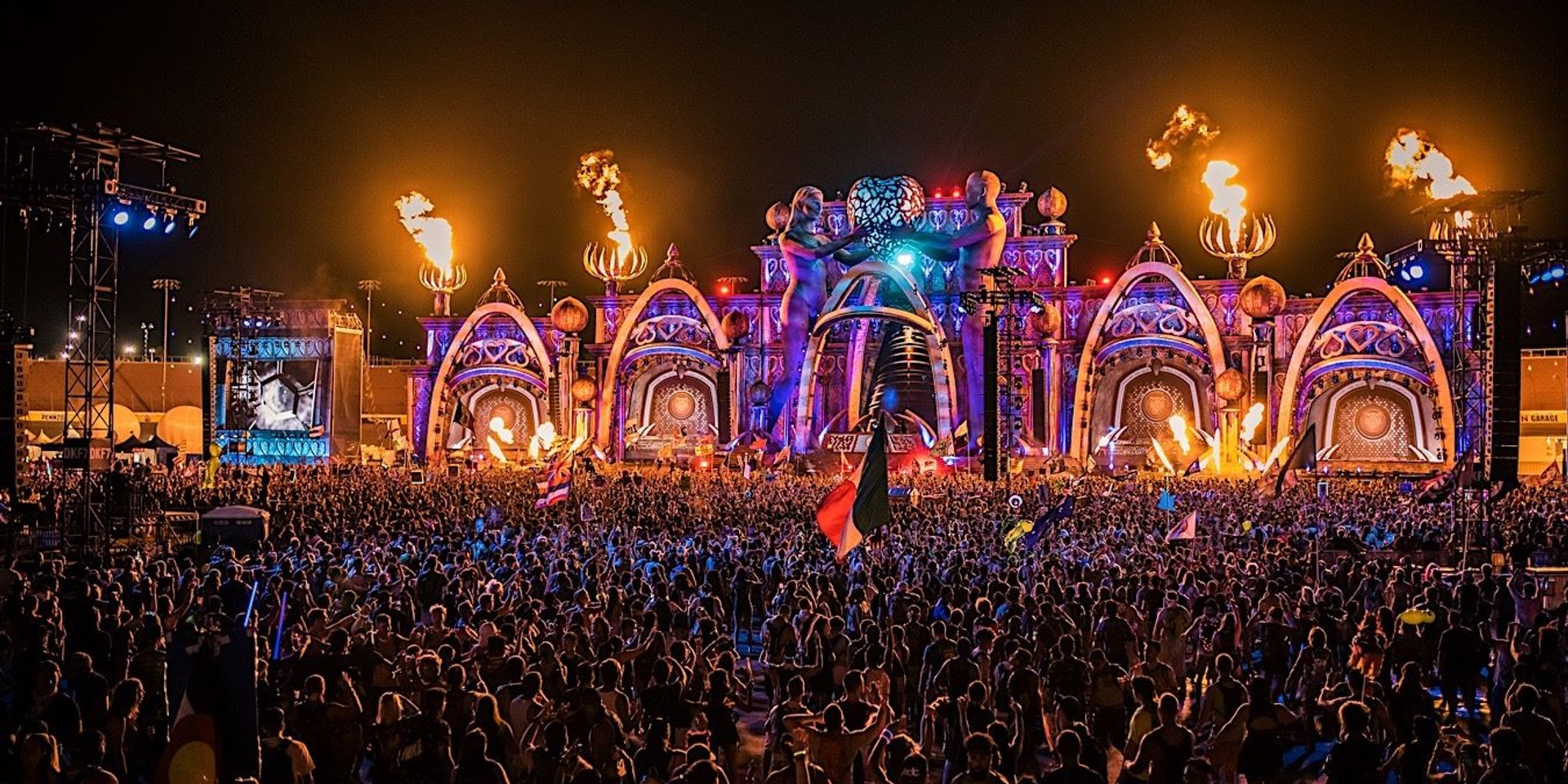 North America's largest EDM festival Electric Daisy Carnival has been postponed