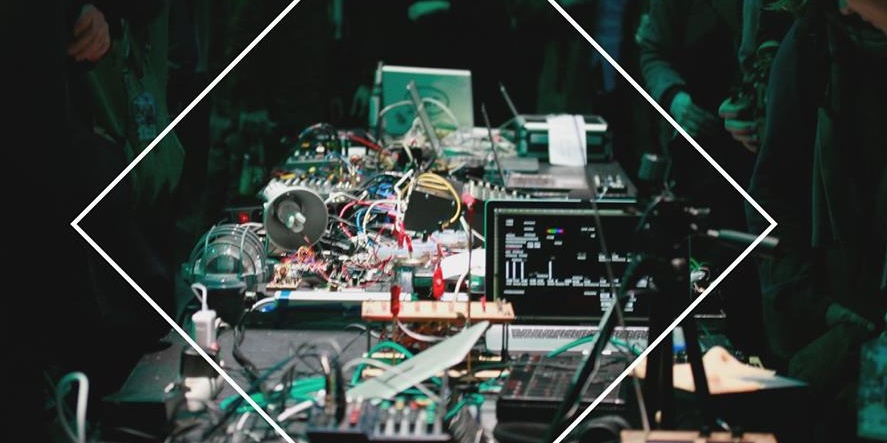 Join forces with the creatively curious at WSK Festival's Musicmakers Hacklab