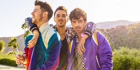 Jonas Brothers announce first album in 10 years, Happiness Begins