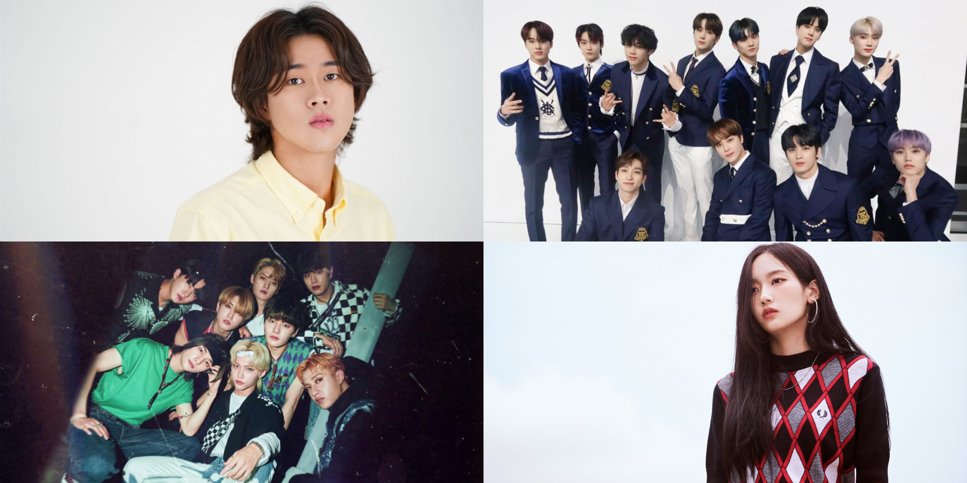 TikTok Stage Korea drops lineup – Stray Kids, The Boyz, Seori, Lee Mu Jin, and more