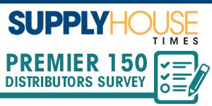 Supply House Times Premier 150 Distributors Survey