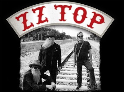 IAH- ZZ Top, August 22, 2018, gates 5pm