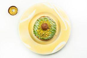 pistachio-glazed-ciambella-with-ferrero-rocher