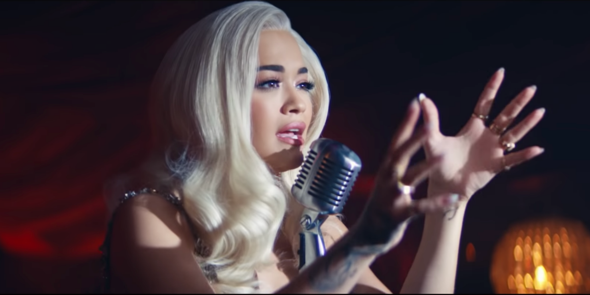 Rita Ora flaunts her chops in new music video for 'Only Want You feat. 6LACK' – watch