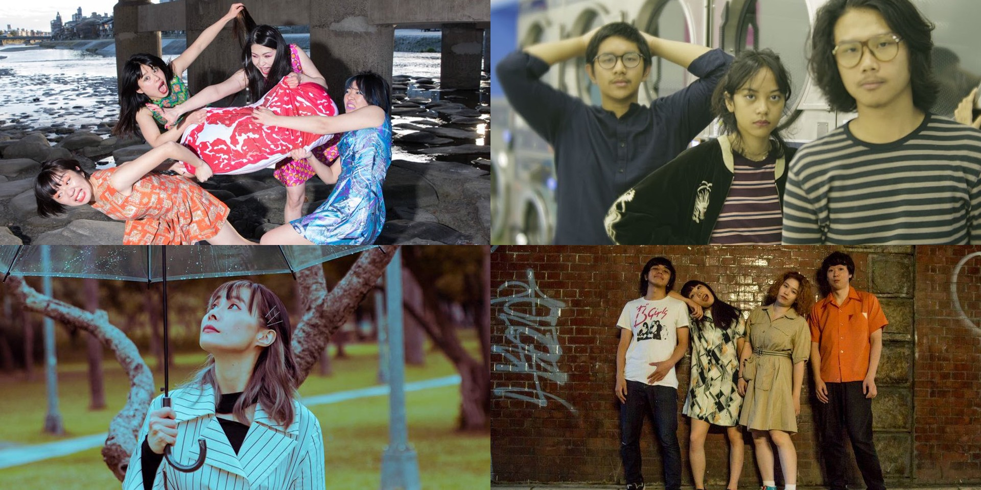 Grrrl Gang, Otoboke Beaver, Enno Cheng, Hazy Sour Cherry, and more to perform at SXSW Online 2021