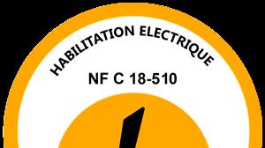 Représentation de la formation : HABILITATION ELECTRIQUE B1V-B2V-BR-BC