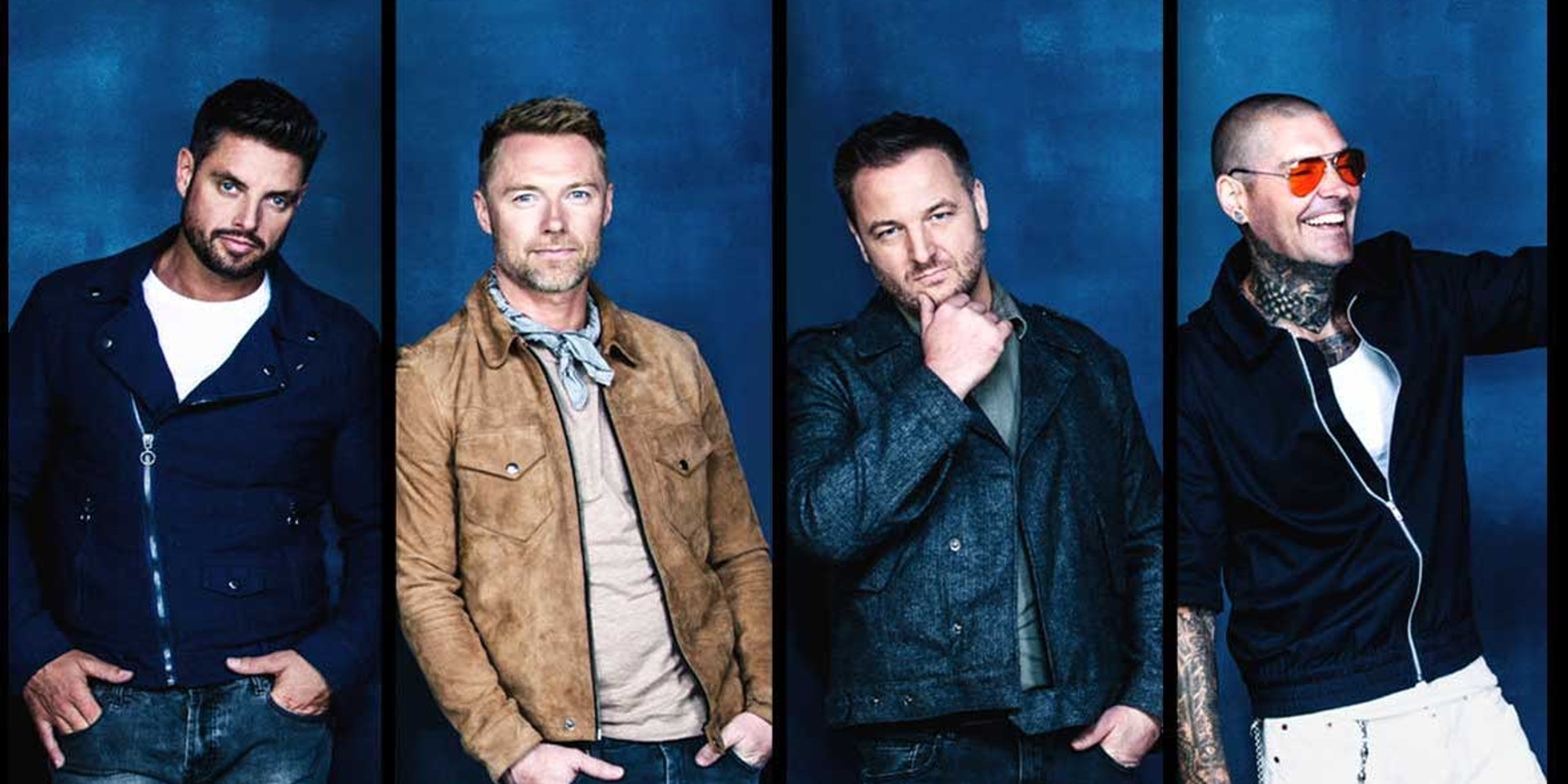 """""""We don't want to just fizzle out"""": An interview with Ronan Keating of Boyzone"""