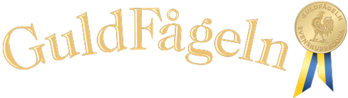 Om Guldfågeln logo