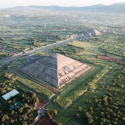 Premium Mexico City to Oaxaca
