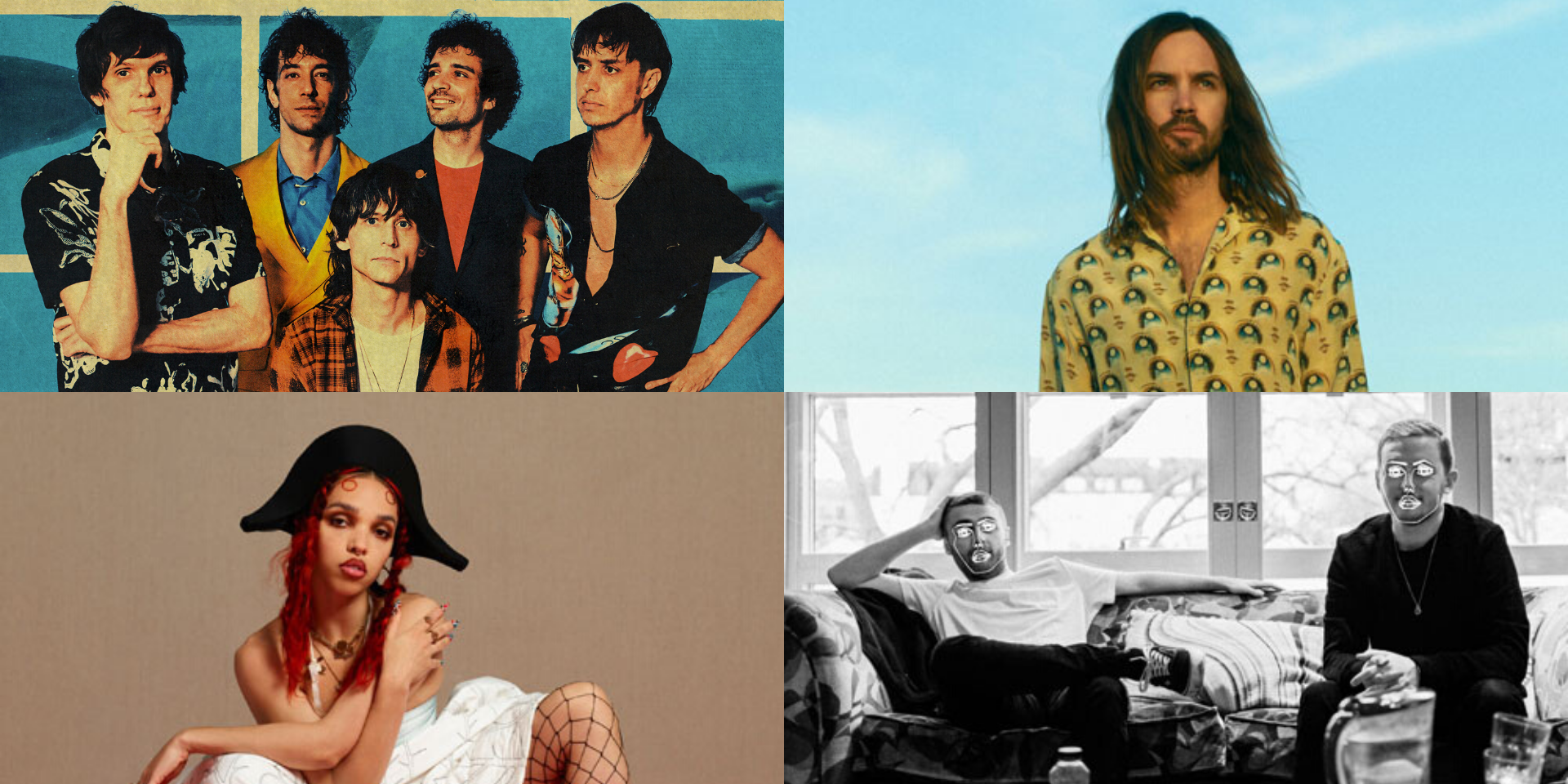 Fuji Rock Festival 2020 announces first wave lineup - The Strokes, Tame Impala, Disclosure, FKA Twigs, and more