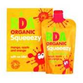 Squeezy fruit juice