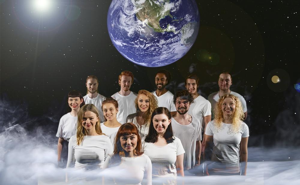 I samarbete med Musikalakademien i Umeå presenterar Västerbottensteatern Relativitetsteorin – en musikal av Neil Bartram och Brian Hill.