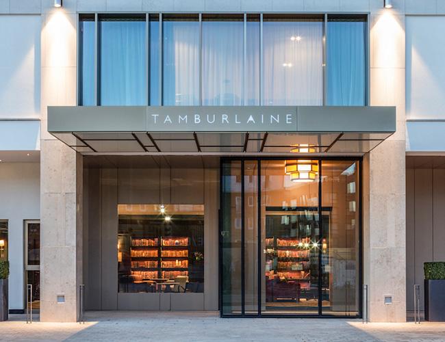 Tamburlaine hotel, Cambridge