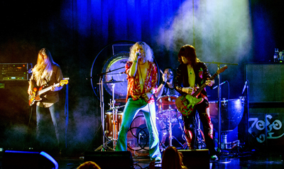 PSP - ZOSO (The Ultimate Led Zeppelin Experience) with Double Down - September 18, 2021, gates 6pm
