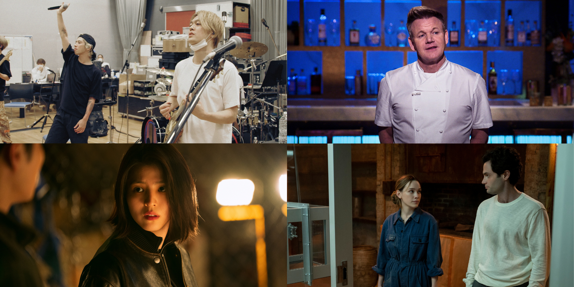 What to watch on Netflix Malaysia this October: You, My Name, ONE OK ROCK, Hell's Kitchen, and more