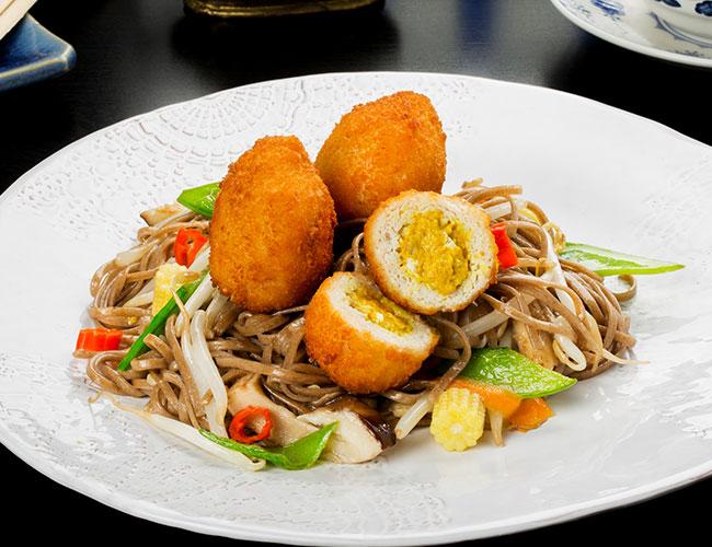 Moy Park katsu curry chicken melts