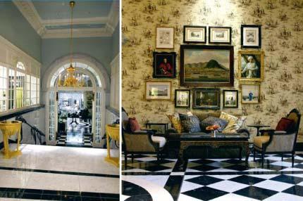 Savoy Upper Foyer