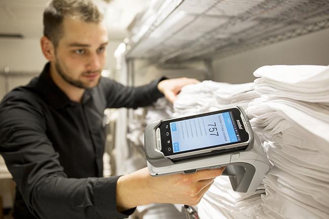 Clean's RFID tagging