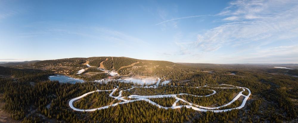Foto: Frederik Garshol / Visit Sjusjøen