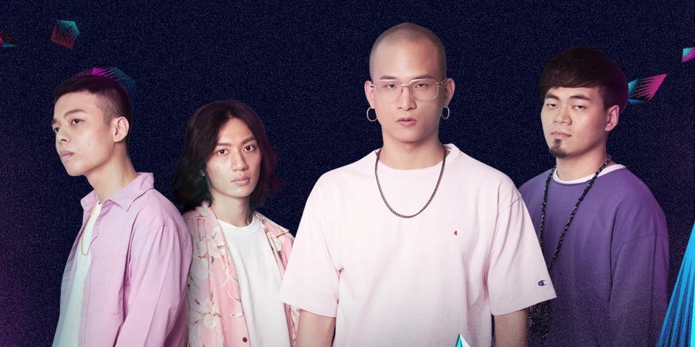 台湾独立乐团茄子蛋即将来新加坡开唱