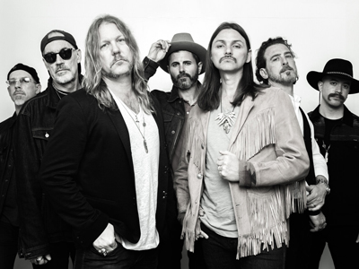 FOTF Concerts - Allman Betts Band - June 11, 2021, doors 5:30pm