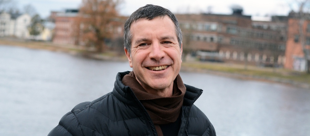 Alan Werker, consultant, researcher and specialist in biological treatment.