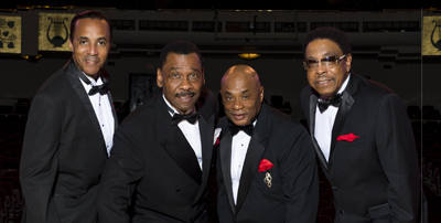 BT - The Drifters - November 10, 2019, doors 3:30pm