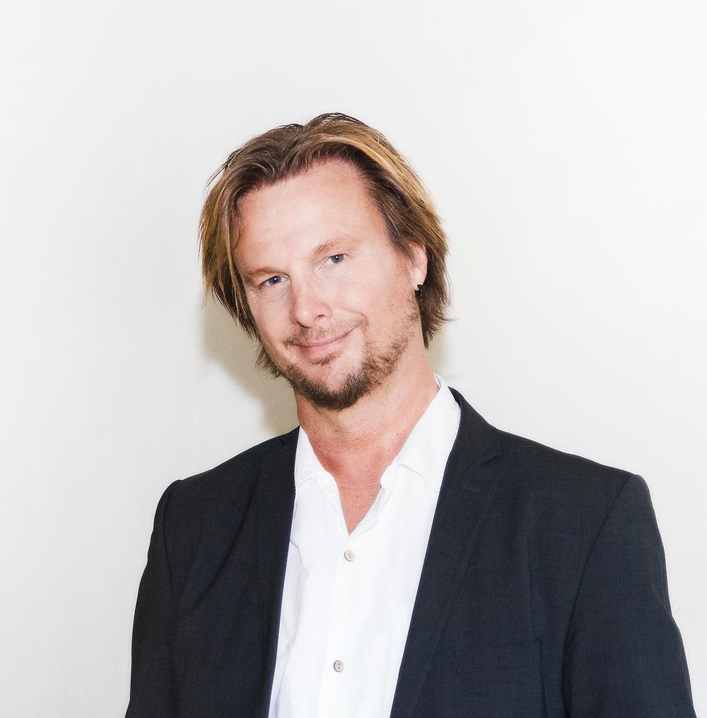 Jonas Ahlqvist, grundare av Starfish of Sweden