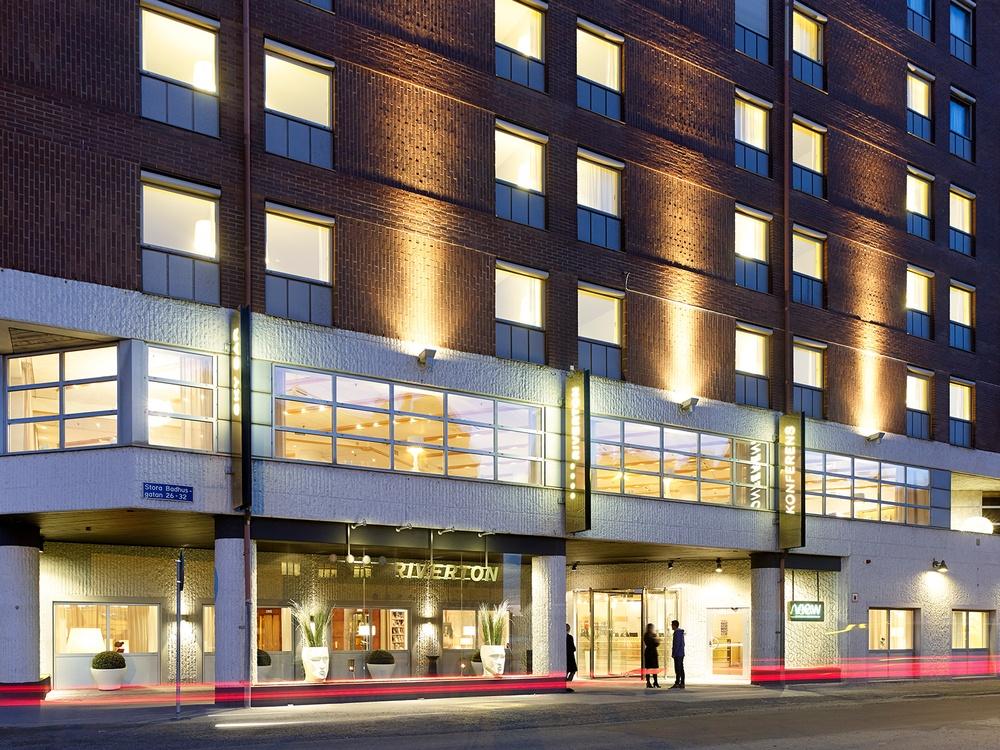 Hotel Riverton i Göteborg