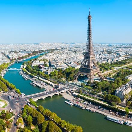 Europe's Cosmopolitan Cities: Amsterdam, Brussels & Paris featuring the Keukenhof Gardens