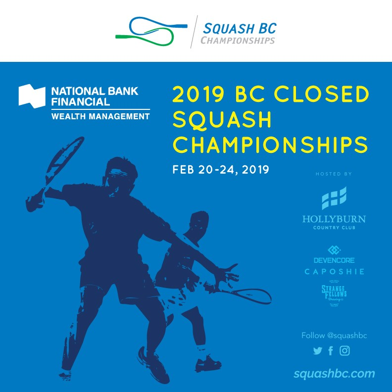 National Bank Financial Wealth Management Bc Singles Championships