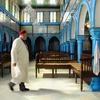 Interior 1, El Ghriba Synagogue, Djerba (Jerba, Jarbah, جربة), Tunisia 7/9/2016, Chrystie Sherman