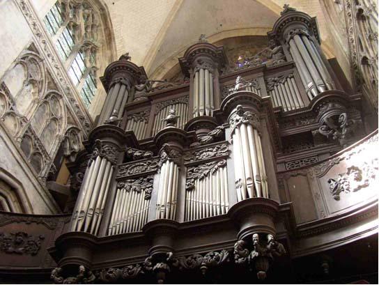 Eglise Saint-Jacques de Dieppe