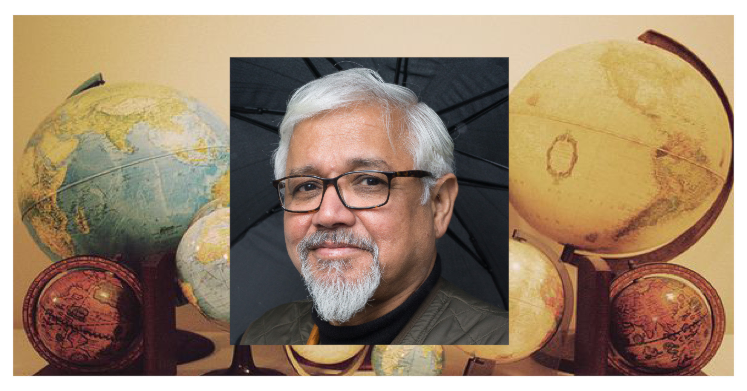 Writer Amitav Ghosh on how climate change continues to turn fiction into reality