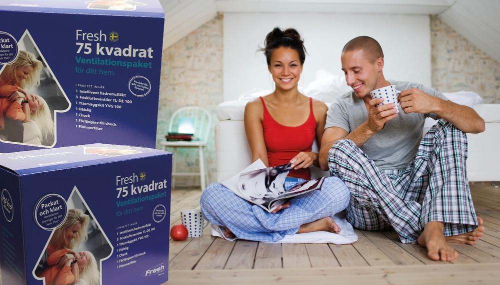 ventilation, ventilationspaket, badrumsfläkt, fläkt, friskluftsventil, ventil, rör, hålsåg, chuck, förlängare, flimmerfilter, filter, genomföringspaket, inomhusmiljö, inomhusklimat, må bra hemma