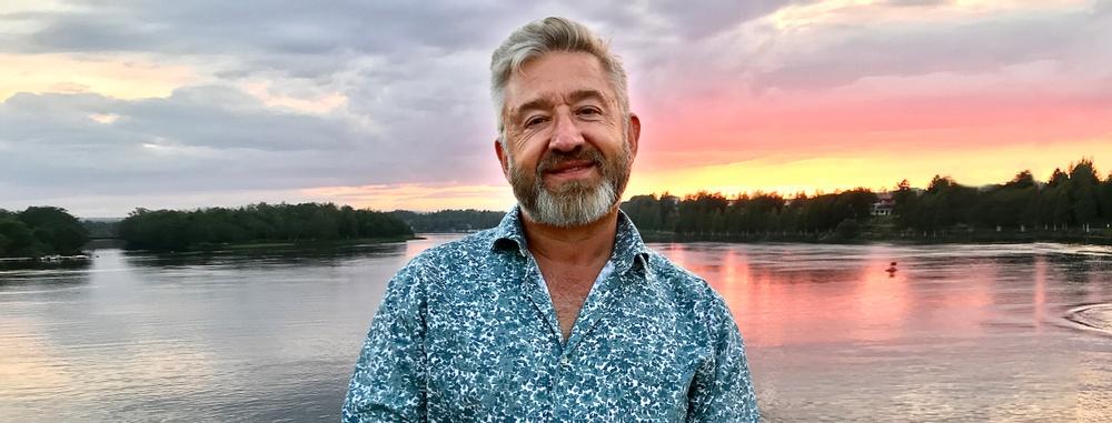 Kjell Englund, tillträdande opera- och orkesterchef på Wermland Opera