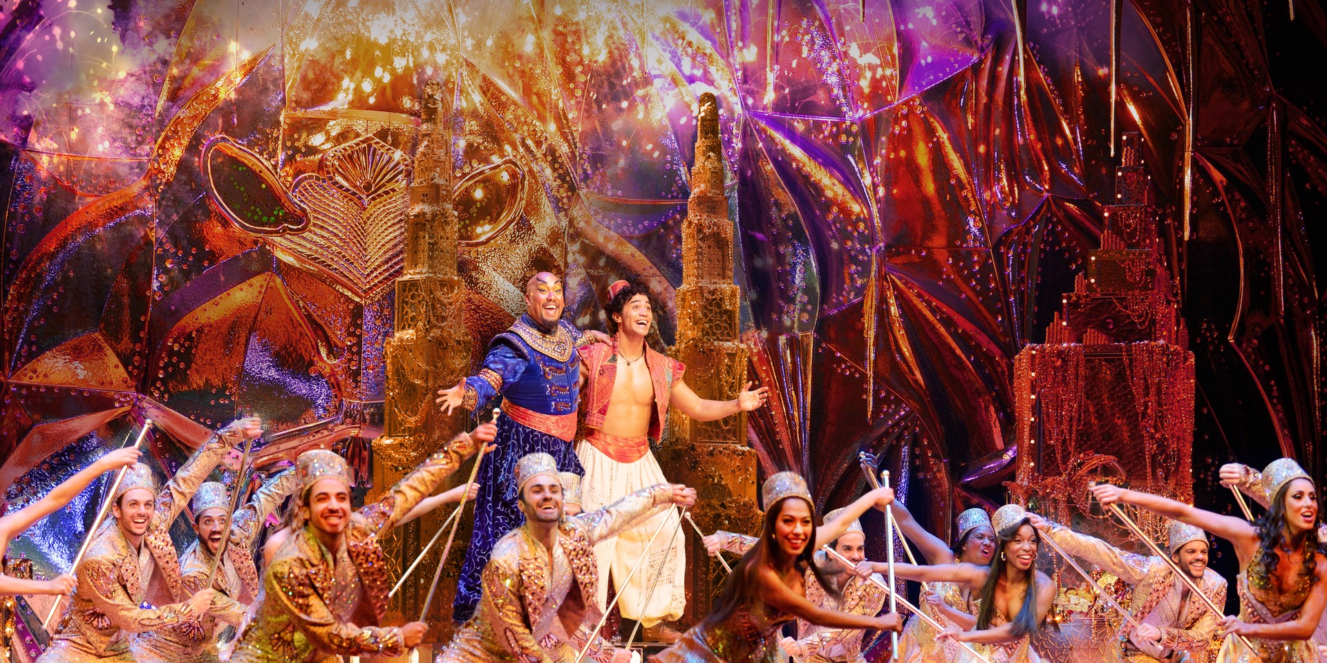 A true spectacle – a review of Aladdin: The Musical