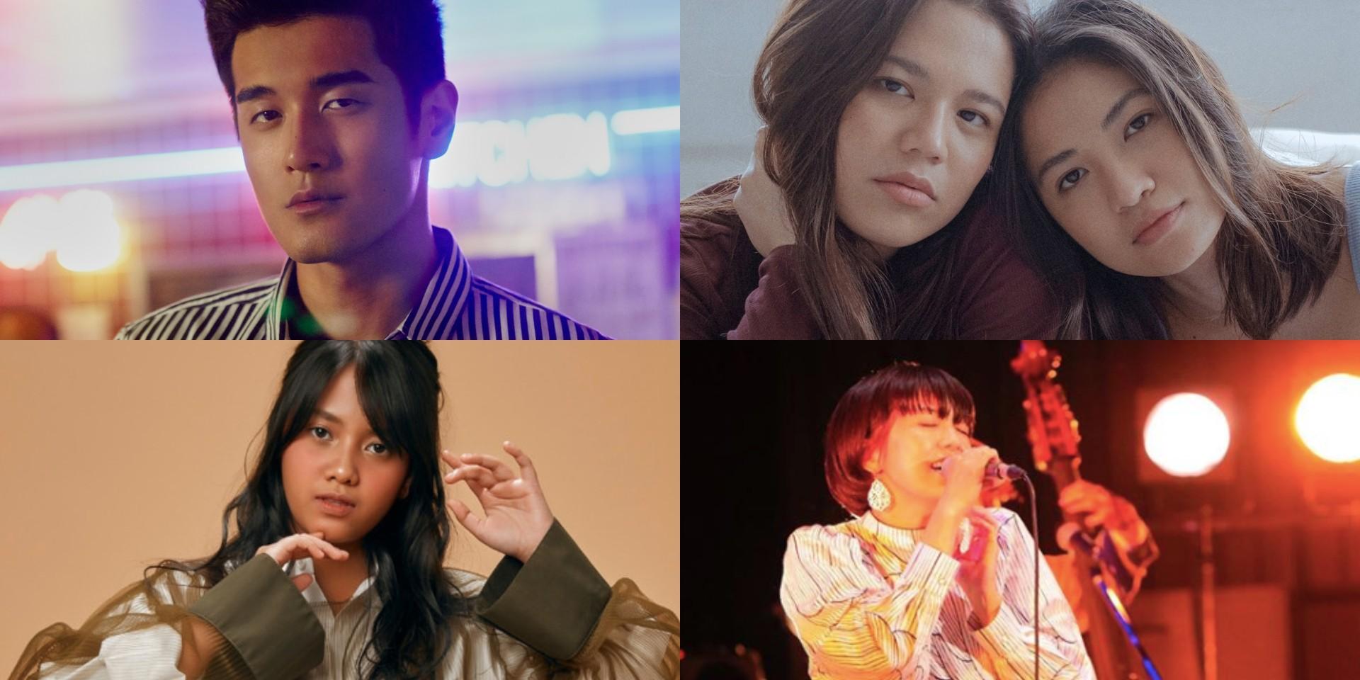 Nathan Hartono, Leanne & Naara, Hanin Dhiya, Anri Kumaki, and more band together to raise mental health awareness with Project Unsung