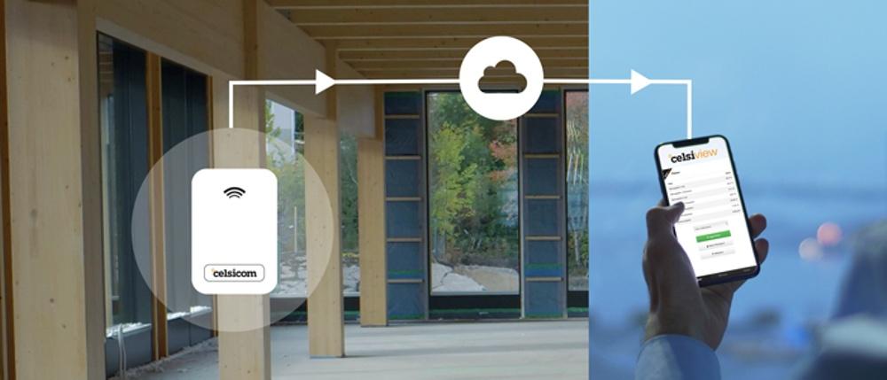Infografik – Varje box skickar mätdata direkt till molnet.