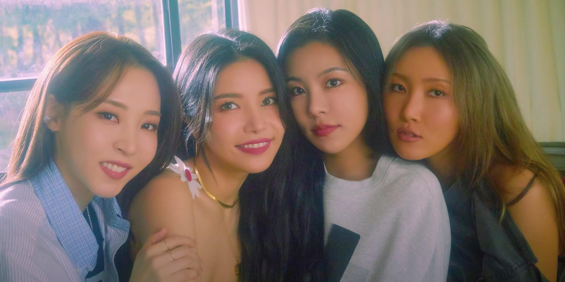 MAMAMOO make a stellar return with their new mini-album 'WAW' — listen