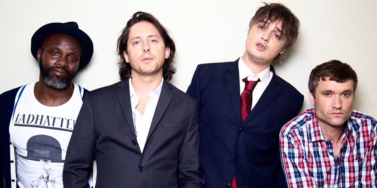 Carl Barât gives update on upcoming The Libertines' album