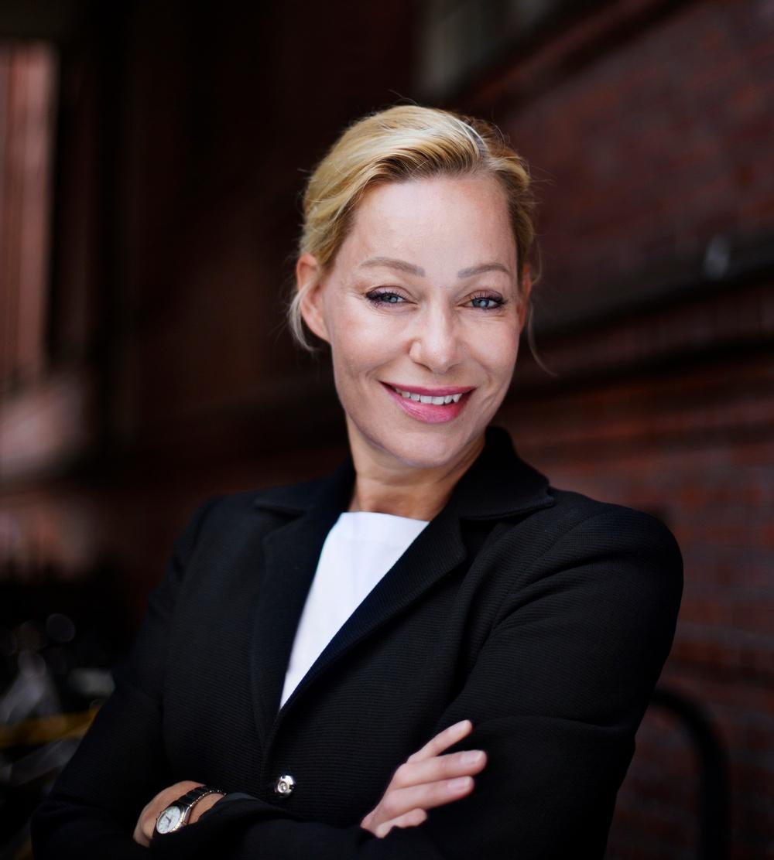 Marie Krüeger, vd Almi Skåne