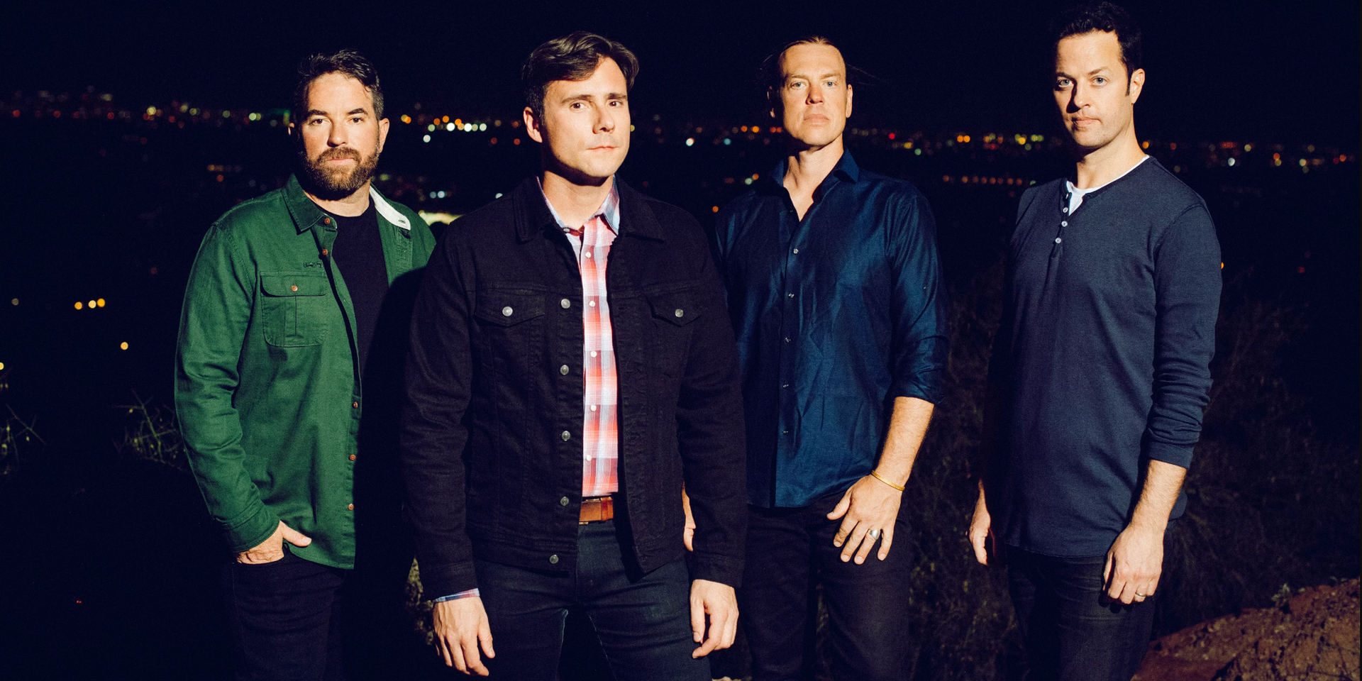 Jimmy Eat World are coming to Manila
