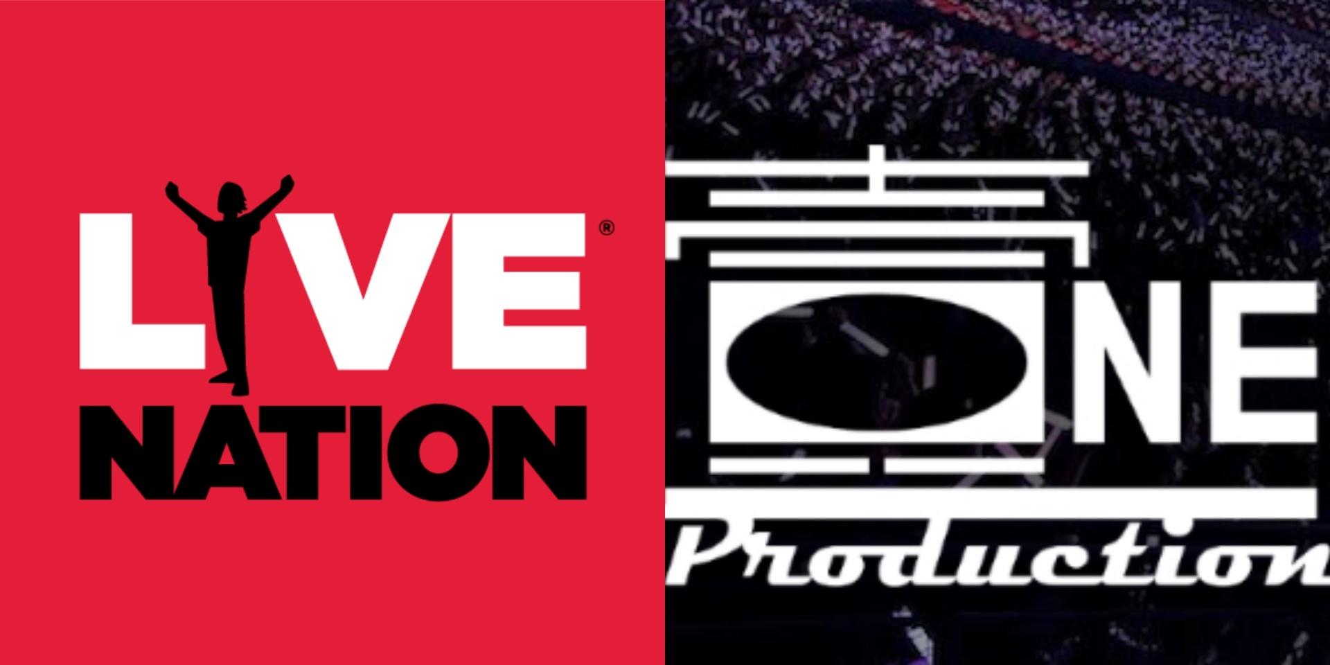 Live Nation announces One Production acquisition