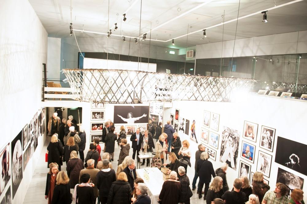 Utställning i Textilhallen på Kulturen i Lund
