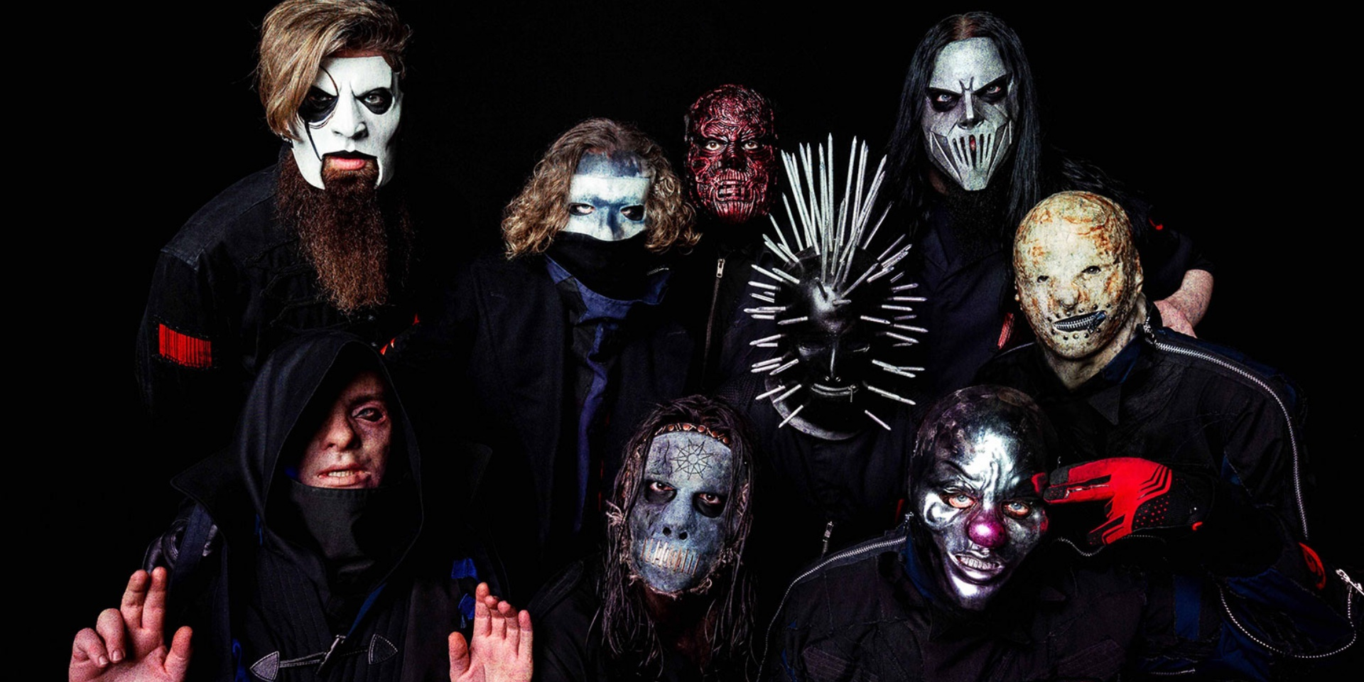 Slipknot details forthcoming album, shares new single and music video, 'Unsainted' – watch