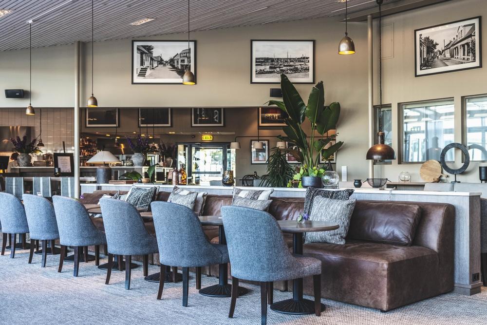 Interior, Bistro lounge. Photo: Foto: Anders Karolyi
