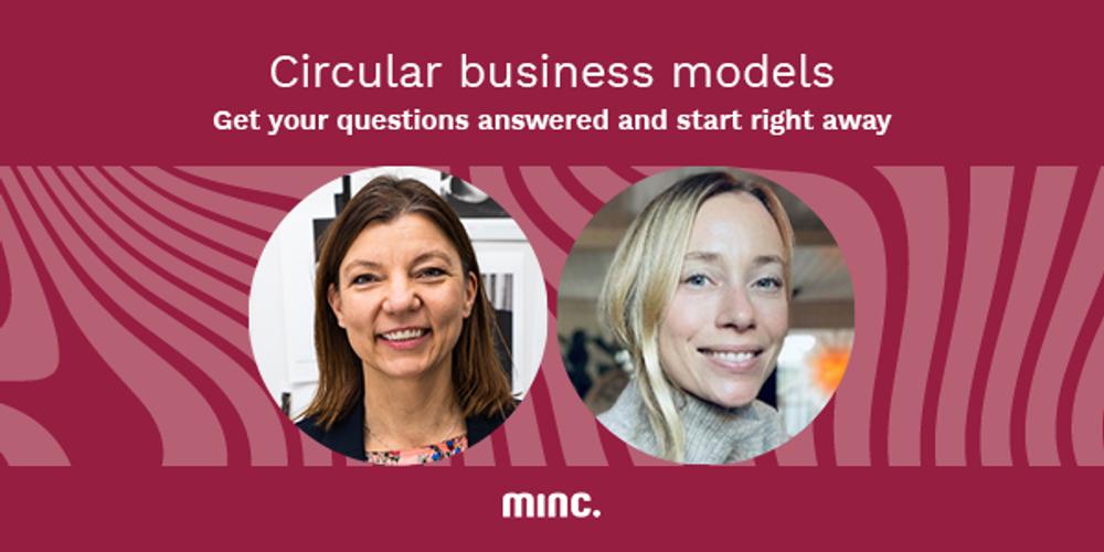 Circular business models - Karin Lintrup & Therese German